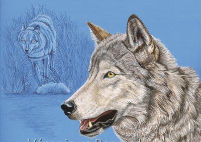 duo de loups